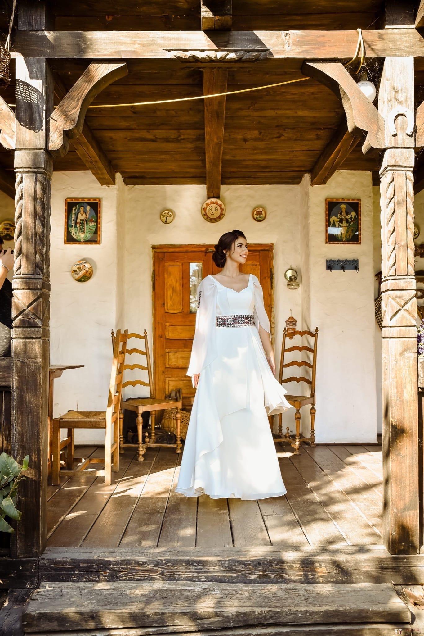 Povești Nunți Tradiționale - Georgiana și Andrei, nuntă tradițională în Iași 18