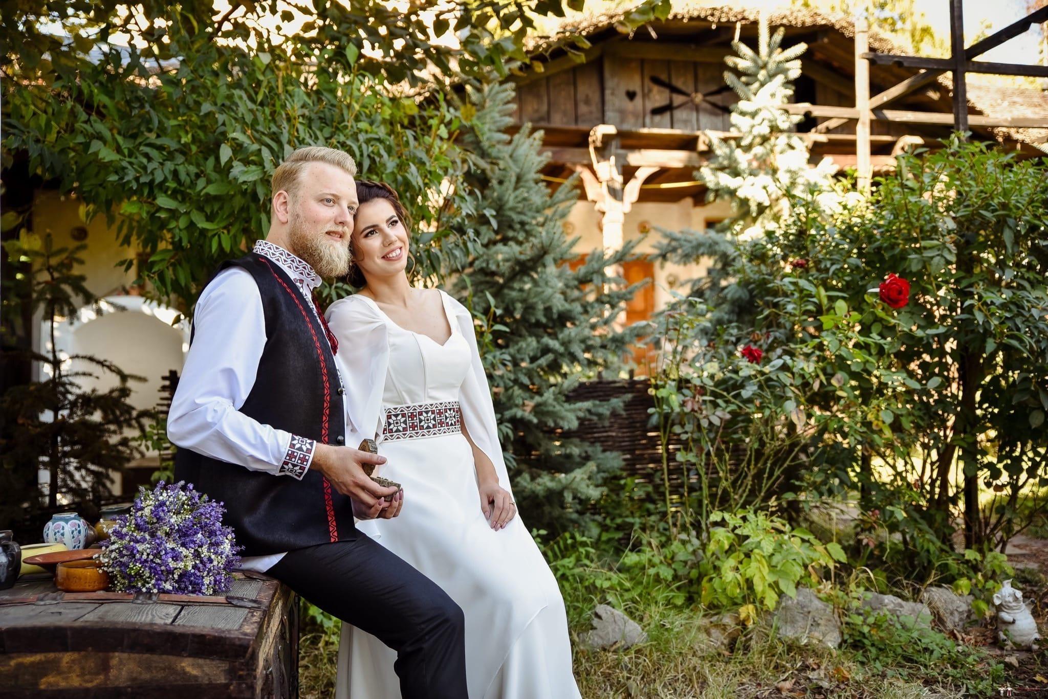 Povești Nunți Tradiționale - Georgiana și Andrei, nuntă tradițională în Iași 19