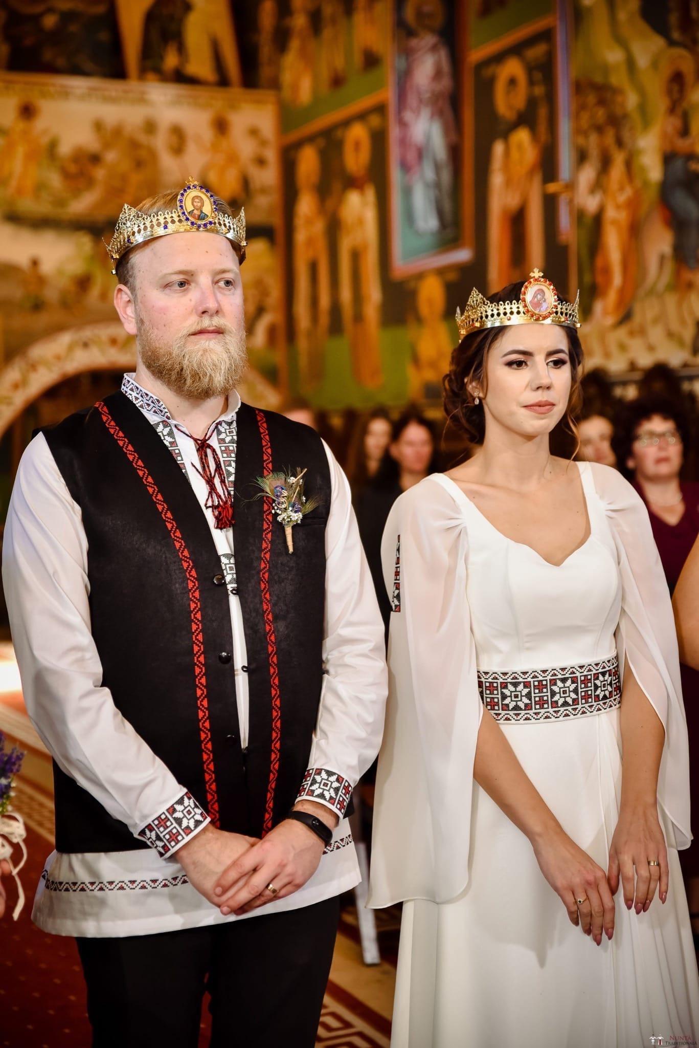 Povești Nunți Tradiționale - Georgiana și Andrei, nuntă tradițională în Iași 23