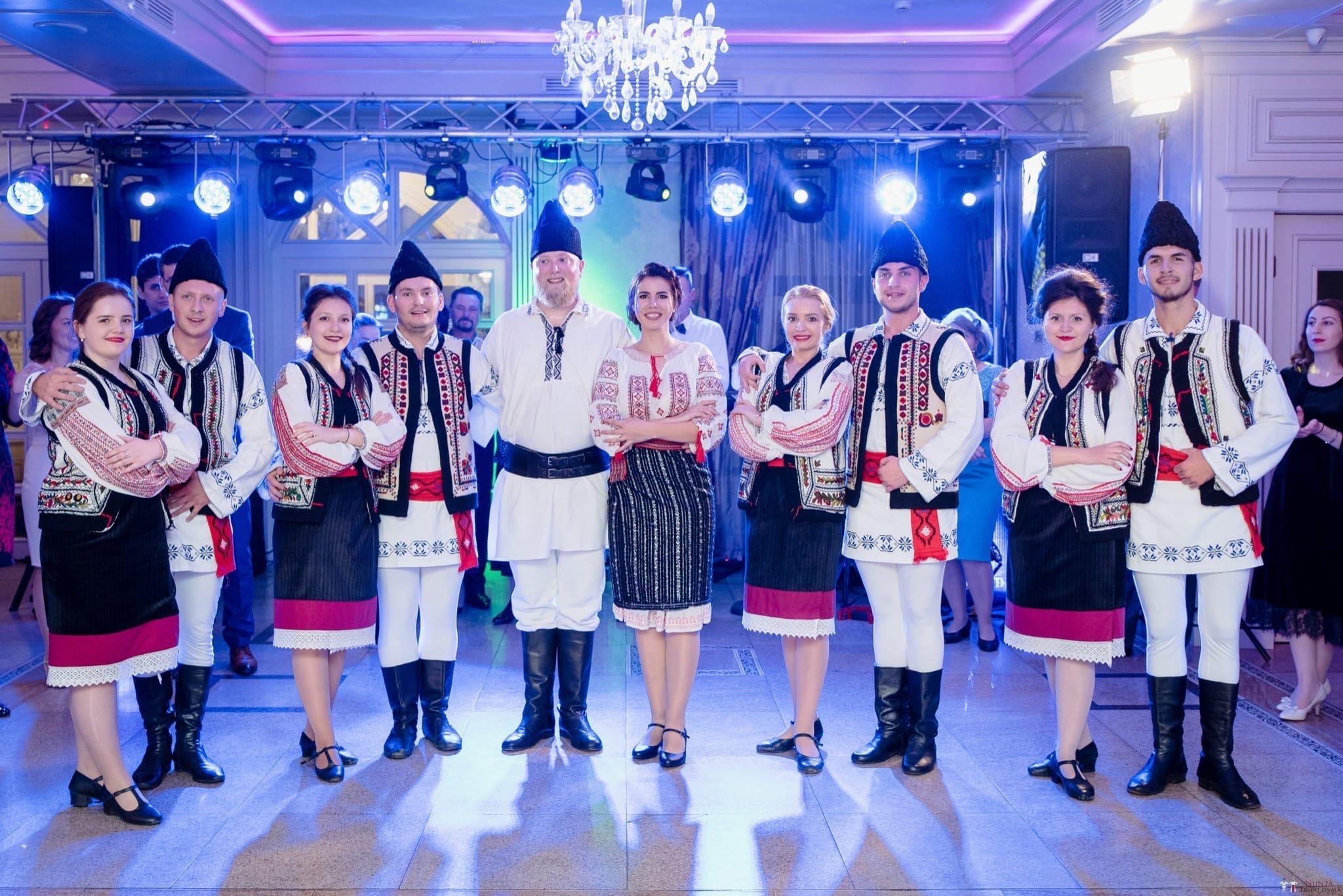 Povești Nunți Tradiționale - Georgiana și Andrei, nuntă tradițională în Iași 25